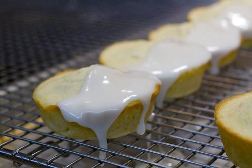 vanilla glazing