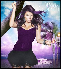 FERGIE - Party Beach (BETHGON blends) Tags: black peas eyed fergie blend bethgon