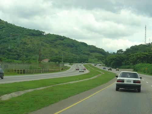 autopista puerto cabello valencia