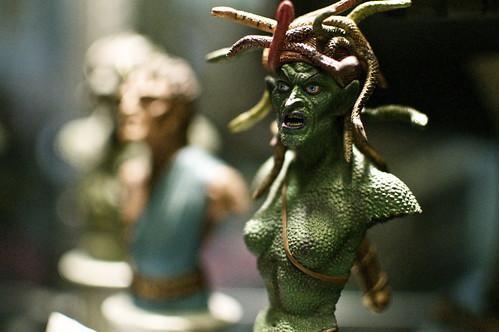 medusa clash of titans 2010. Clash of the Titan#39;s Medusa.