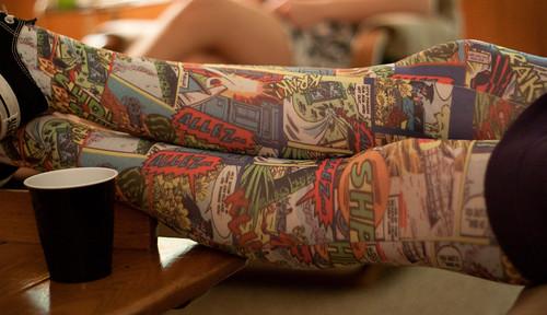 superhero tights