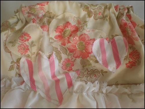 Ruffel Skirt