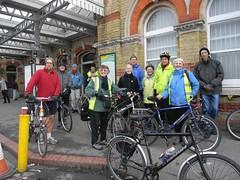 Lewes station start