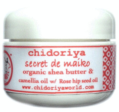 Chidoriya Secret de Maiko Organic Facial Cream