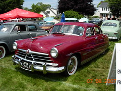 "1950 Hudson Hornet -- ""TWIN-H-POWER"""