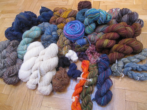 Homespun stash
