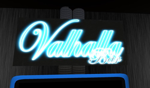 dj etc dollinger at valhalla bar