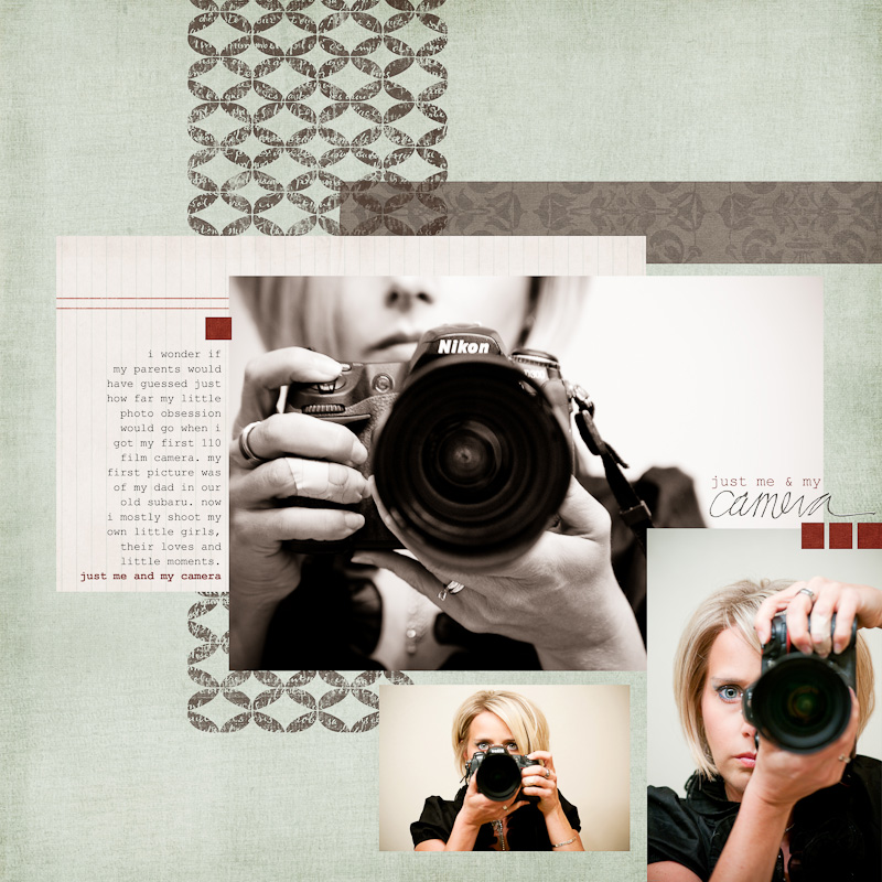 me & my camera