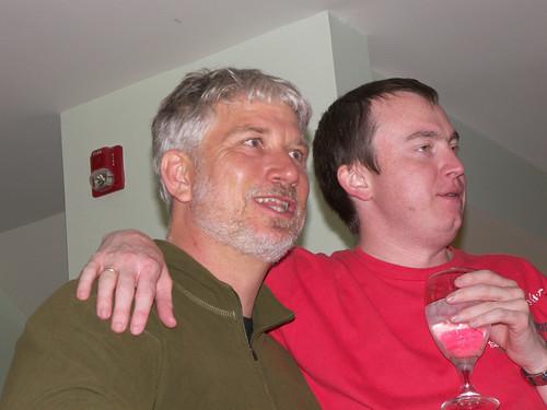 Phil and Erik