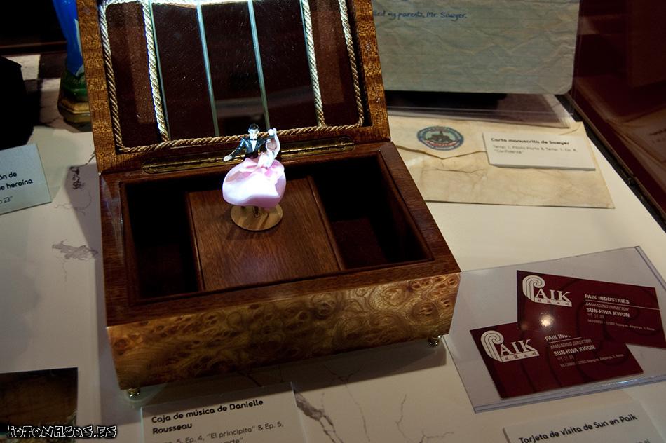 Foto Fotos exposición objetos de Perdidos