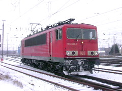 155 036-7 (engelbrechtuwe) Tags: train railway zug db lokomotive zge