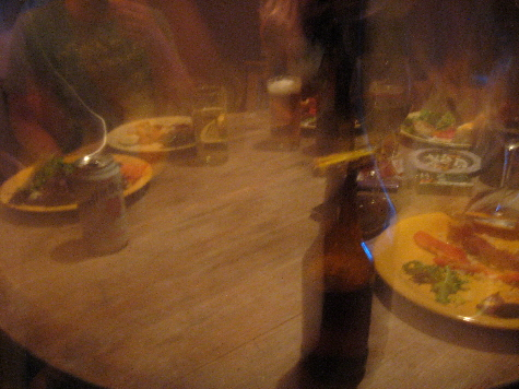 Dinner, DP III