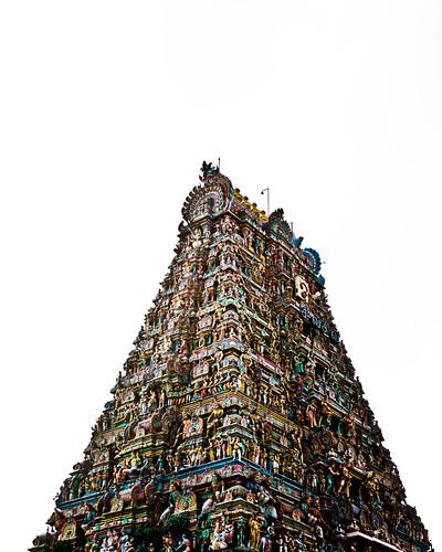 Gopuram | Kapaleswarar Kovil