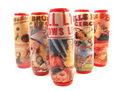 Under The Big Top Circus Focal Beads (1)