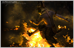 Maybe My Name was Sir Bobby (myudistira) Tags: bali work fire dance photographer kick soccer culture made uluwatu legend api attraction freelance 2010 adat budaya balinese kecak firedance fotografer hanoman unik perang yudis yudistira myudistira madeyudistira yudist