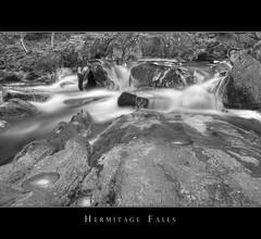 Hermitage Falls (Kit Downey) Tags: winter scotland waterfall perthshire february hdr thehermitage kitdowney