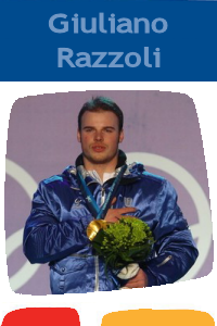 Pictures of Giuliano Razzoli!