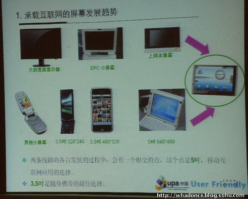 中国移动对移动互联网终端的研究数字