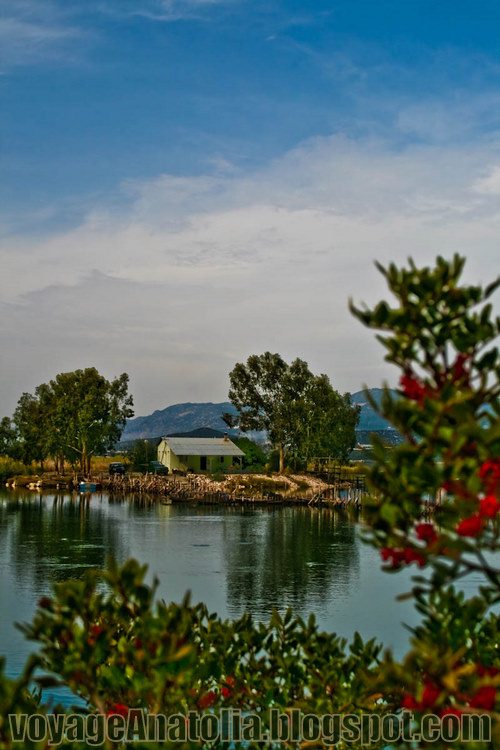Beymelek Lagoon by voyageAnatolia.blogspot.com