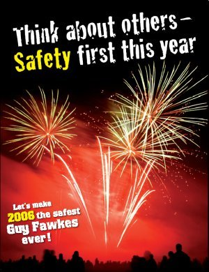 Firework Safety Posters | Epic Fireworks Blog