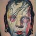 Dead Woman Tattoo