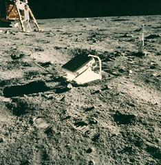 Espejos en la Luna
