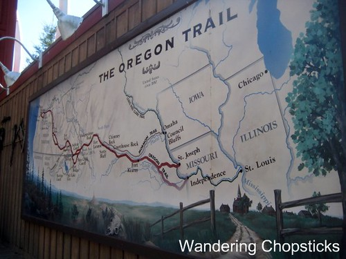 Day 3.3 End of Oregon Trail Interpretive Center - Oregon City 19