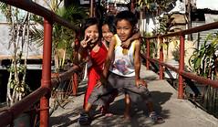 Philippines  -  Palawan - Coron Town (AlainBadoual) Tags: city portrait smile town asia philippines superman asie coron sourire ville palawan busuanga calamianes calamian