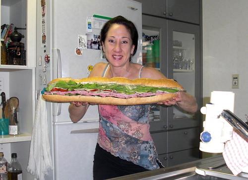 BIG sandwich!