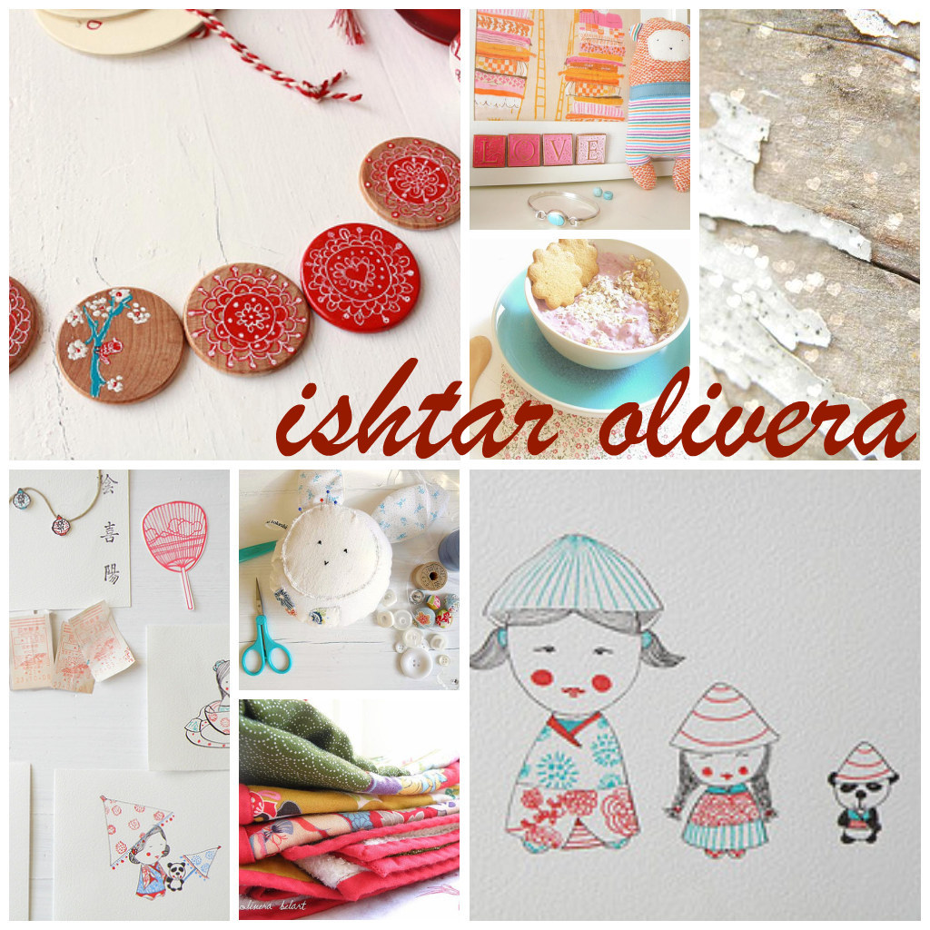 "blog feature ""ishtar olivera"""