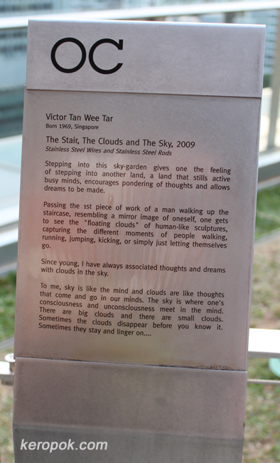 The Stair, The Clouds and The Sky, 2009