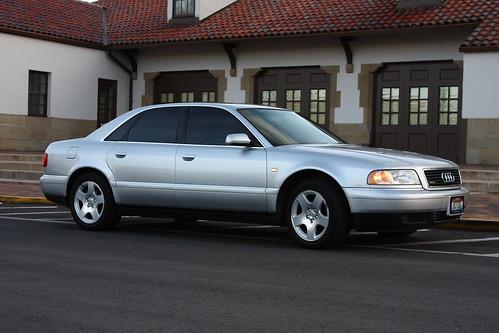 Audi S8 D2. Audi A8 D2 2000 quot;Faceliftquot;