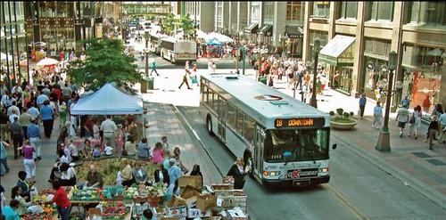 downtown Minneapolis (by: John Paige, courtesy CNT)