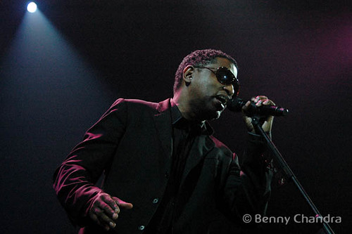 "Kenneth ""Babyface"" Edmonds"
