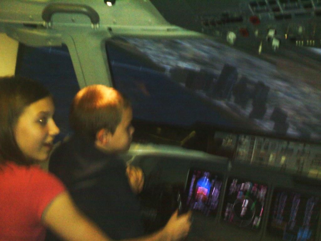 UPS Flight Simulator #11