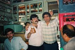 ダマスカスの闇酒場(シリア)