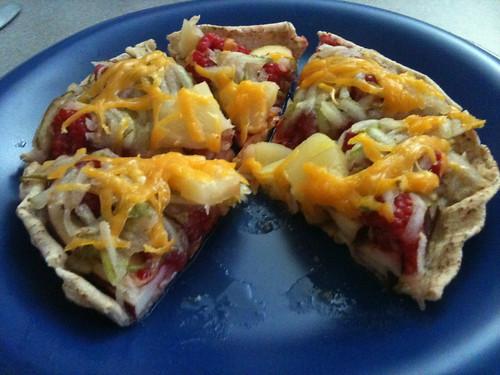 Pita Fruit Pie Step 9