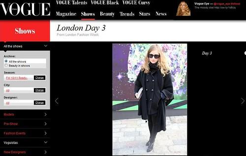 LLG in Vogue Italia
