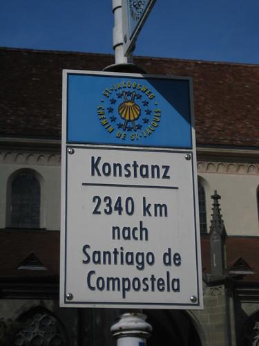 2340 km nach Santiago de Compostela