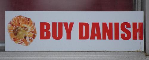 Buy Danish