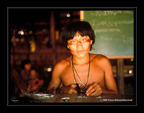 davi kopenawa,yanomami,shaman,ecologie,amerindiens,amazonie