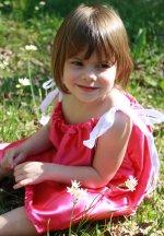 Pretty Pretty Princess Pink Satin Pillowcase Dress