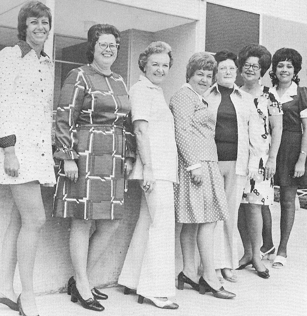 1969-Ladies' Fashion in Norwalk, CA