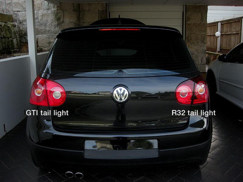 Mkv Gti Tail Light Tint