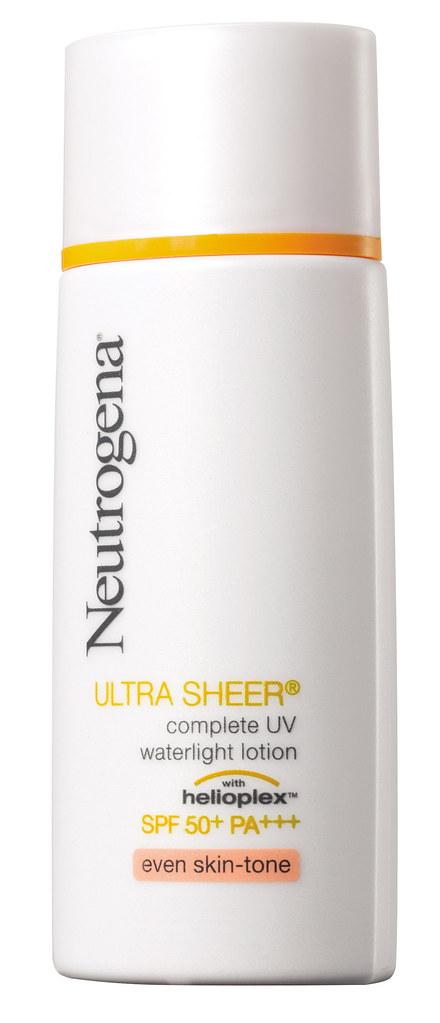 neutrogena helioplex sunscreen 防曬