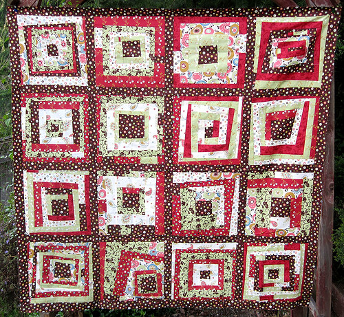 SewConnected3 quilt top