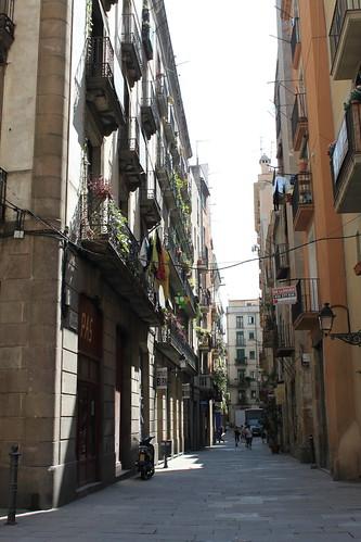 Barcelona - 3ª feira dia 3 de Maio