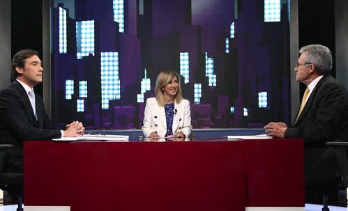 Debate Pedro Passos Coelho-Jerónimo de Sousa