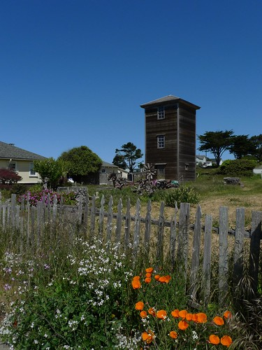 Mendocino Tower House