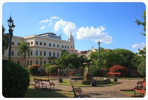 Casco Viejo Plaza